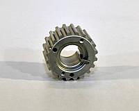 Шкив коленчатого вала (на ГРМ) зубчатый на Renault Kangoo II 1.5dCi 2008-> — Renault (Оригинал) - 8200371496