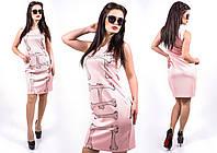 """Стильное молодежное платье мини """" Кости """" Dress Code"""