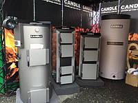 Нова лінійка твердопаливних котлів CANDLE™