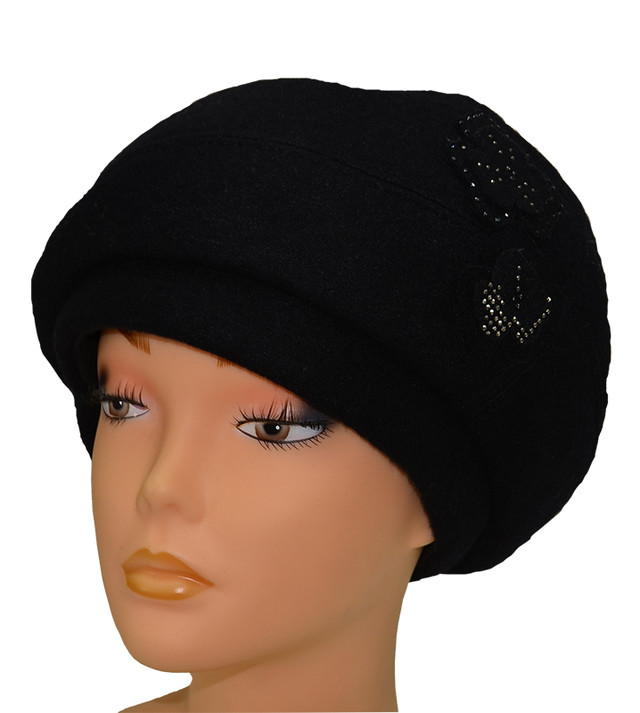 Женская шляпа Бона берет форм