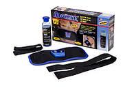 Пояс для похудения - миостимулятор Abgymnic, пояс абжимник, крепкие мышцы