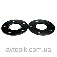 Автомобильное расширительное кольцо (Spacer) Н = 10 мм PCD5*1005*112 ( HS13 ) DIA57,1 -> 57,1