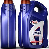 Моторное масло Agrinol Premium SL/CF 5W-40 (4л.)