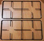 Решетка стола из двух частей Грета