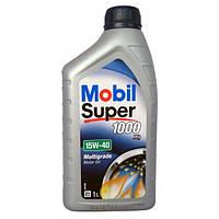 Моторное масло Mobil SUP 1000х1 15W-40 1л