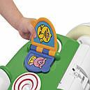 Развивающий интерактивный игровой центр Радужный ключ 3 в 1 Deluxe Chicco, фото 5