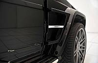 Накладки на крылья перед и зад в стиле Brabus Widestar Mercedes G-class w463