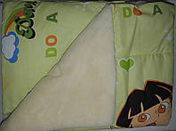 "Одеяло на меху с подушкой ""Даша"". Украина"