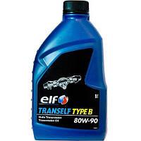 Масло трансмиссионное ELF Tranself TYP B 80W-90 API GL-5 1л