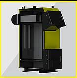 Kronas EKO 20 кВт - экономичный универсальный твердотопливный котел, фото 2