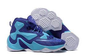 Кроссовки мужские Nike Lebron 13 / NR-LBM-073 (Реплика)