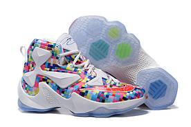Кроссовки мужские Nike Lebron 13 / NR-LBM-076 (Реплика)