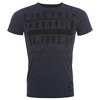 Модная стильная футболка Firetrap Indigo