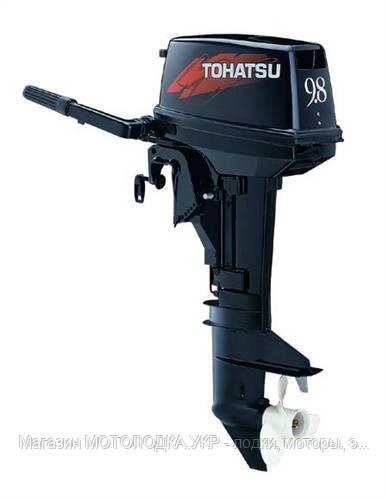 Лодочный мотор TOHATSU М9.8B L (2T)