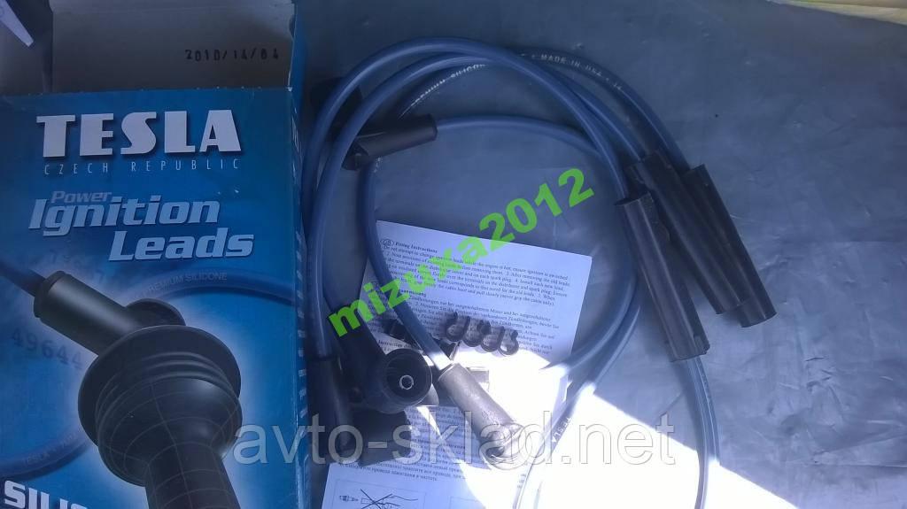 Провода высокого напряжения 21082, 2109, 2110TESLA