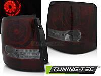 Фонари стопы тюнинг оптика Range Rover Sport