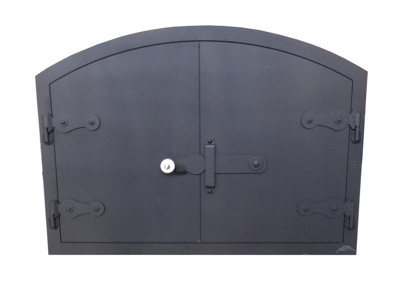 Дверки для хлебной печи (65 х 45)см (70 х 50)см