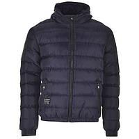 Стильная тёплая куртка бомбер Airwalk Bubble Navy