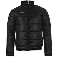 Стильная куртка бомбер Diadora Black подросток 154