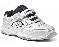 Детские кроссовки LOTTO SET ACE IX белые