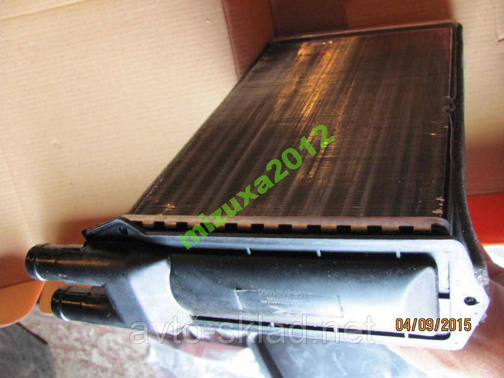Радіатор отопітеля печі 2108, 1102, 1103, 1105 ДК