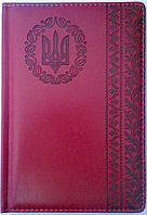 Ежедневник А5 Недатированный Вышиванка Герб А5-59А09-36 JosefOtten Китай