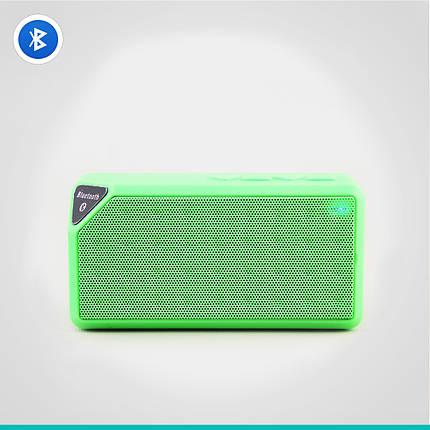 Портативная колонка Cube X3 Bluetooth Speaker с микрофоном, фото 2