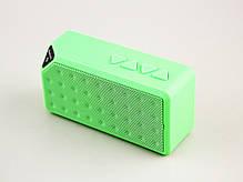 Портативная колонка Cube X3 Bluetooth Speaker с микрофоном, фото 3