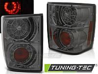 Фонари стопы тюнинг оптика Range Rover Vogue