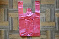 Пакет полиэтиленовый майка №1 цветная 220*380 (О)