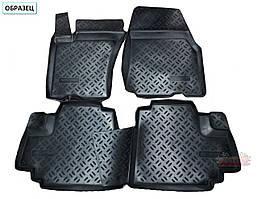 Коврики для Honda Civic с 2012-, цвет: черный