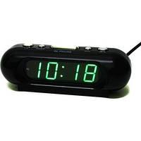 Часы сетевые с будильником VST 716 (4)