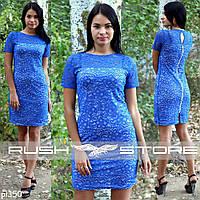 Красивое платье из гипюраВ