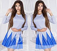 """Стильное молодежное платье мини """" Кливленд """" Dress Code"""