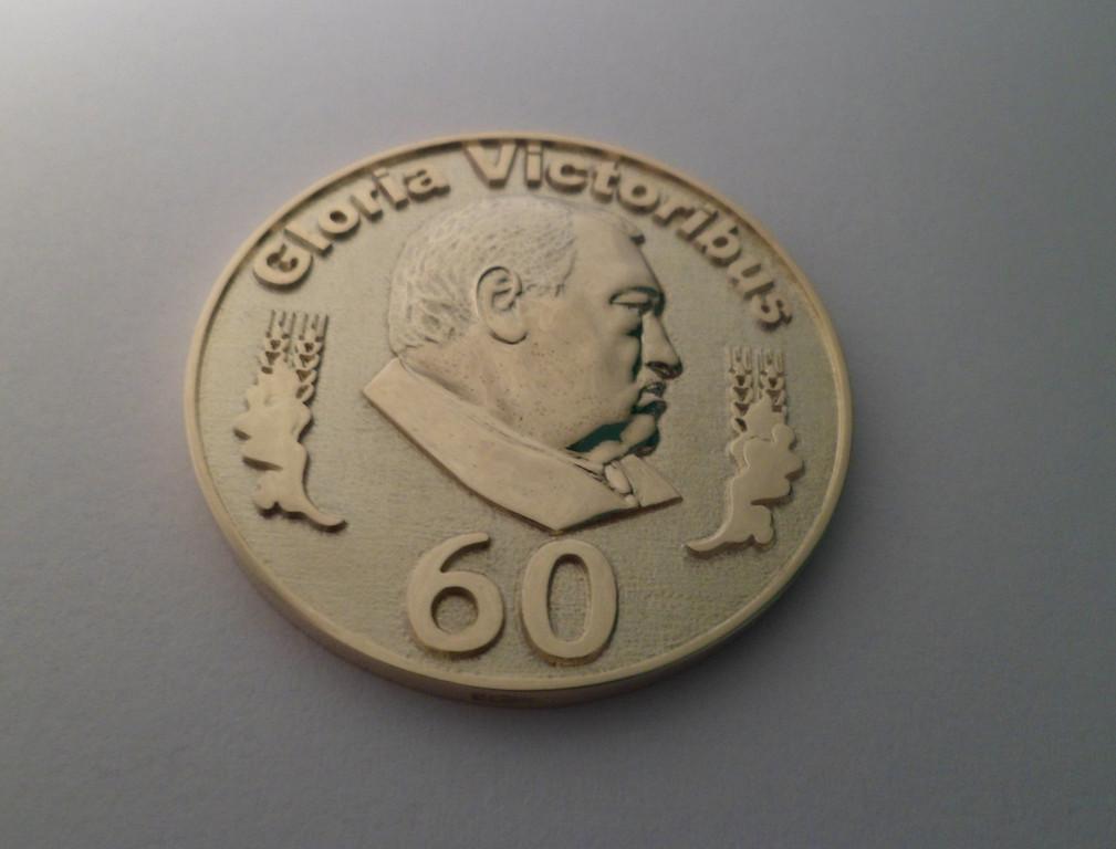 Монеты сувенирные, юбилейные из золота и серебра. 9