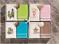 Набор кухонное полотенце с салфеткой Arya Megan 40x60