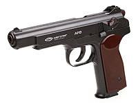 Пневматический пистолет Gletcher APS (BlowBack). Автоматический Пистолет Стечкина, копия.