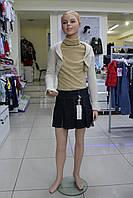 Юбка детская подростковая MISS GRANT джинс