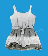 Платье детское LA PERLA болеро кружево