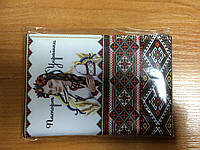 """Обкладинка на паспорт """"Паспорт українки"""", кожзам, фото 1"""