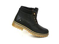 Зимние мужские кожаные ботинки SART, фото 1
