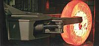 Свободная ковка дисков пресс-формы и других деталей