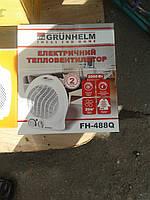 Тепловентилятор спиральный Grunhelm FH-488Q