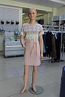 Платье подростковое CYCLEBAND розовое