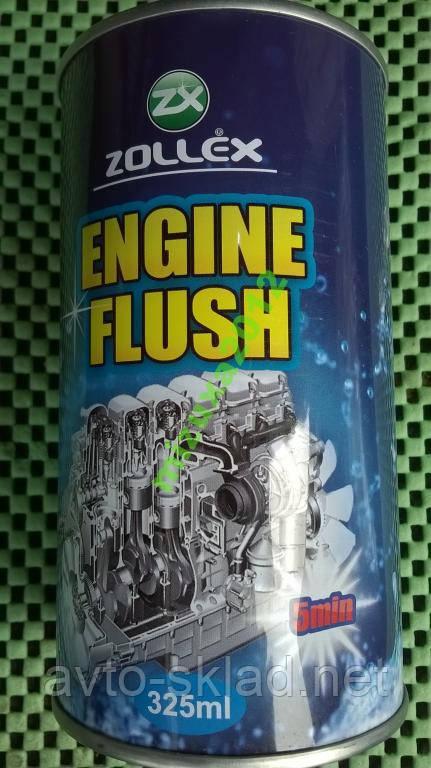 Промивка двигуна Zollex (5 хв) (в масло)