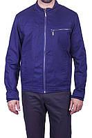 Куртка мужская хлопковая синяя