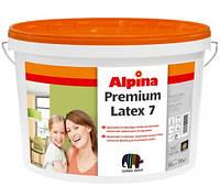 Alpina Premiumlatex 7 d3 2.35 л. Шелковисто-матовая латексная краска