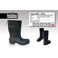 Сапоги LEMIGO Agro 897-41 EVA (черные, -30*)