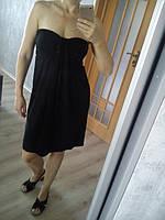 Вечернее коктейльное платье Сарафан Бандо 46