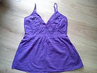 Блузка топ майка Orsay 46 р Хлопок